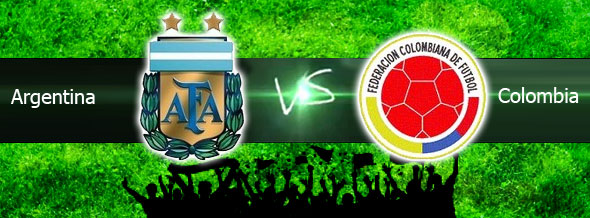Argentina vs Colombia en vivo por Internet 07 Junio 2013, Eliminatorias Brasil 2014
